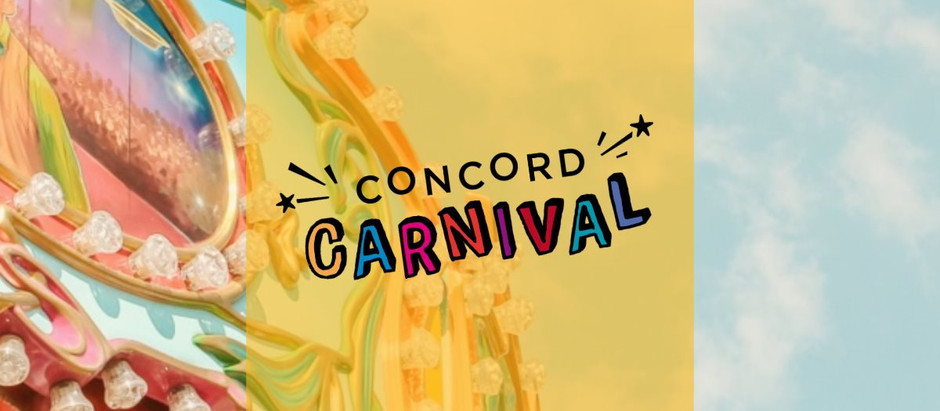 MARCH 15th: CONCORD CARNIVAL 2020 (CANCELLED)