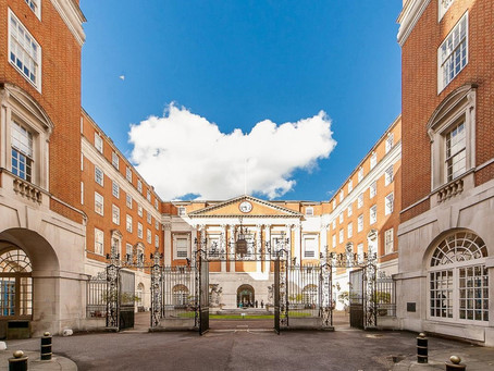 Grade II listed BMA House develops filming and photography options