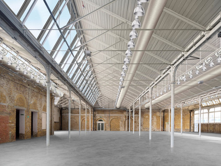 Woolwich Works - London's newest event and creative district - announces official launch date