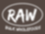 RAW BULK WHOLEFOODS LOGO