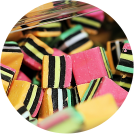 Licorice All Sorts