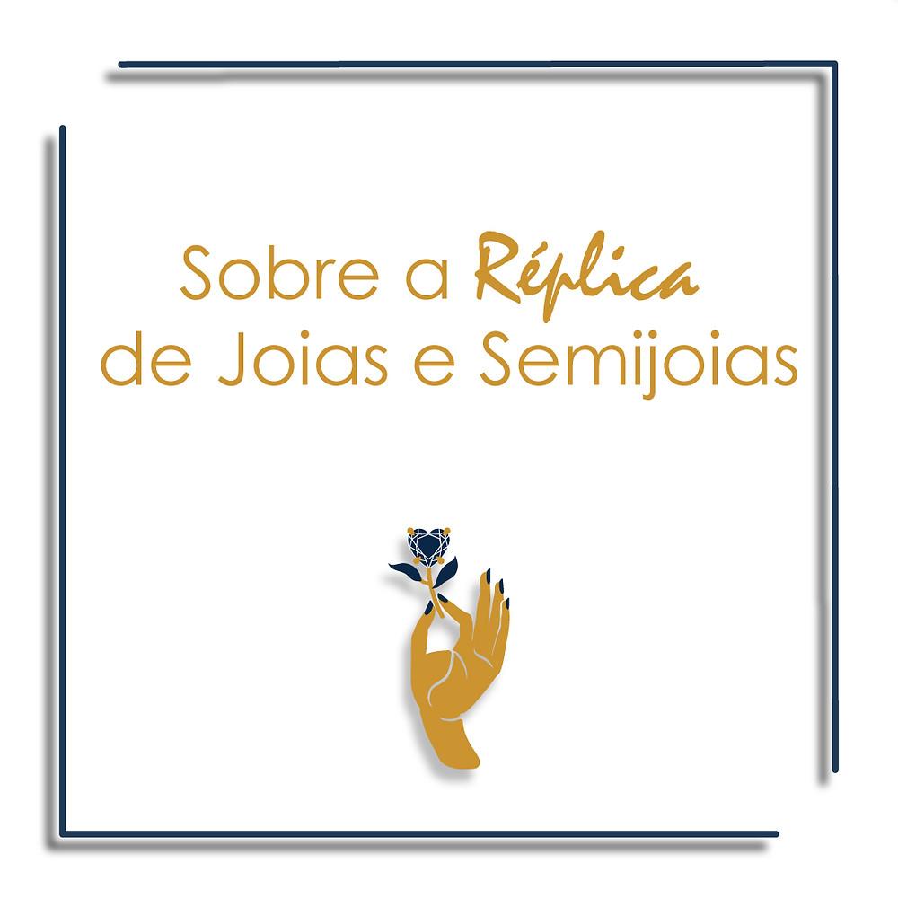 Réplica de Joias e Semijoias - Driely a Designer