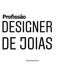 Profissão Designer de Joias
