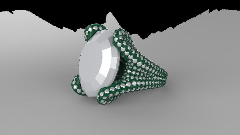 Curso Rhinoceros para Joalheria - Joias poderosas com Rhinoceros 3D