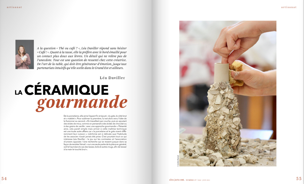 Alea Jacta Est Magazine