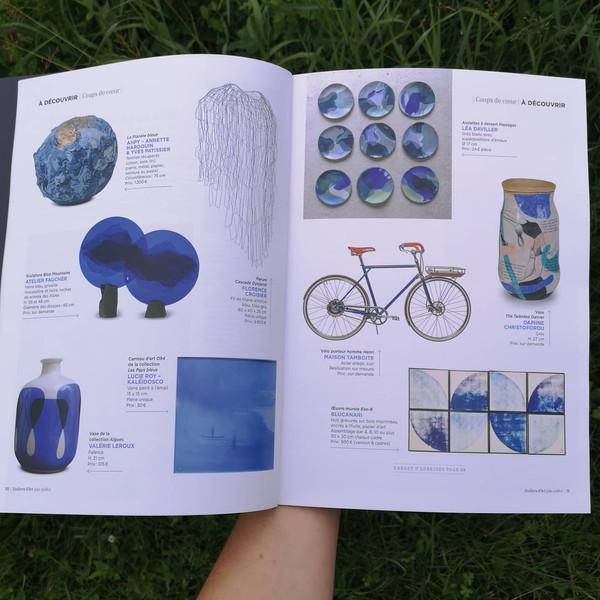 Magazine Ateliers d'Art Juin-Juillet 2020