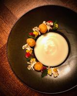 'Cauliflower & cheese'