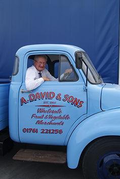 Arthur David with Old Lorry[136].JPG