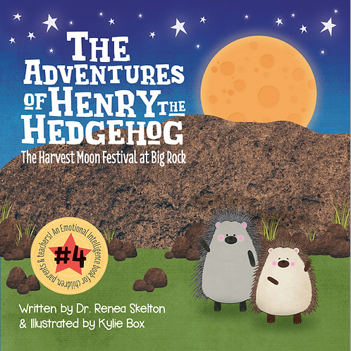 The Adventures of Henry the Hedgehog: The Harvest Moon Festival at Big Rock