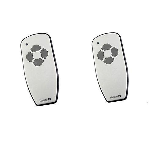 4-Channel Premium Remote Control Set