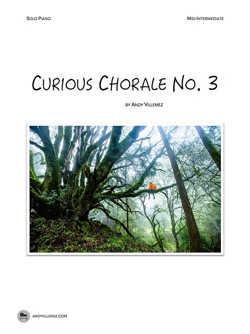 Curious Chorale No. 3 (Intermediate Solo)