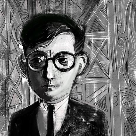 Shostakovitch by the Elevator