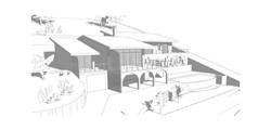 Maison Mer - M. Mariani Architecte