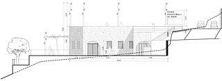 Projet Médiathèque, matériaux naturels, Architectes, développement durable, corse