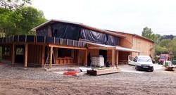 hangar agricole - architecture écoconstr
