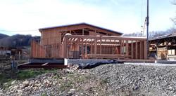 hangar agricole ossature bois - Arize co