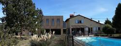 Extension bois - Architecture Ecocnstruc
