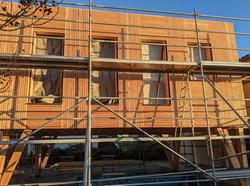 Extension bois - Architecture écologique