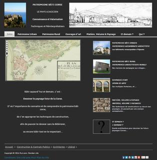 Site_Patrimoine_Bâti_Corse_-_Loréat_conc
