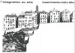 Profil de Ville - dessin urbanisme