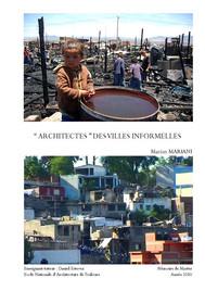 MEMOIRE - Architectes des villes informe