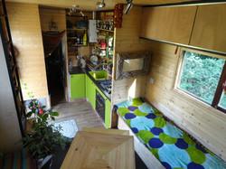 Camion aménagé - Camping-car