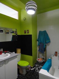 L'appartement Esther - Salle de Bain - Ajaccio