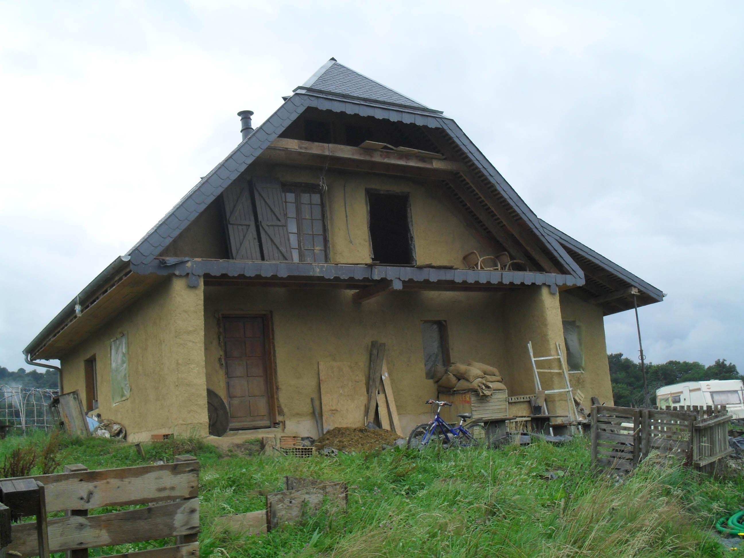 Maison Paille Porteuse (65)