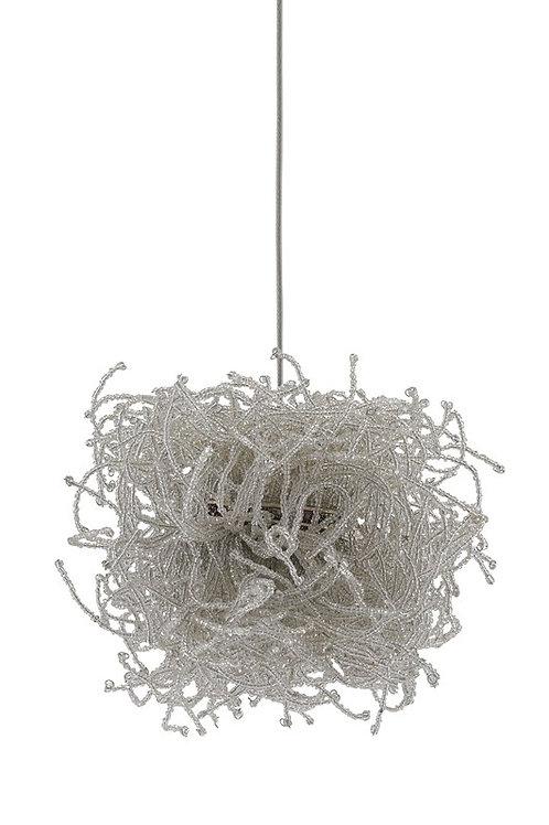 Birds Nest 1-Light Multi-Drop Pendant