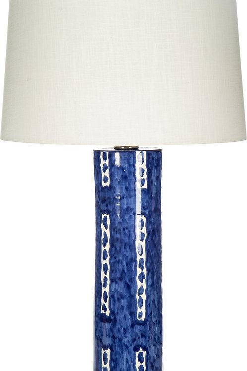 Arapaho Blue Table Lamp