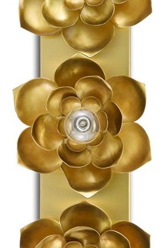 Blossom Three-Light Wall Sconce