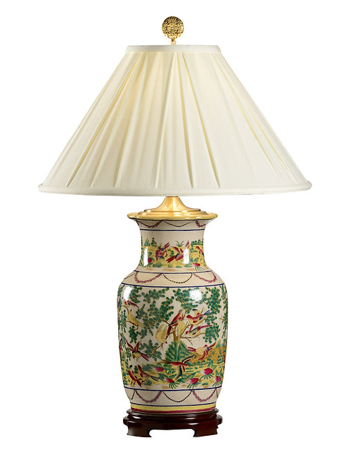 Birds' Paradise Lamp