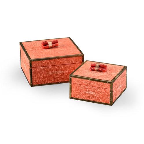 Alaina Boxes Set of 2