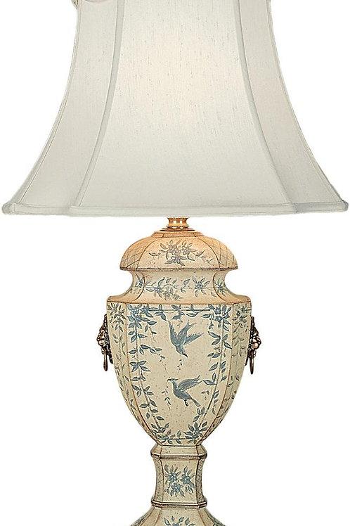 Blue Rhapsody Table Lamp