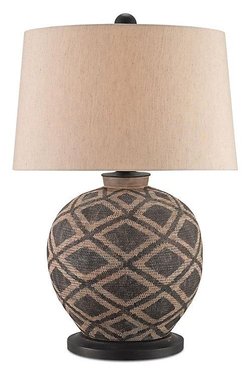 Afrikan Table Lamp