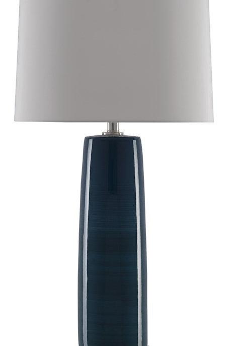Azure Table Lamp
