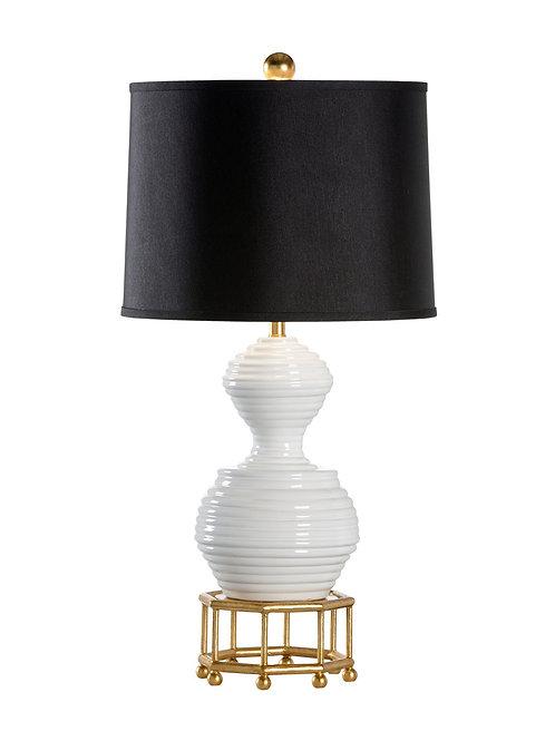 Bee Skep Lamp