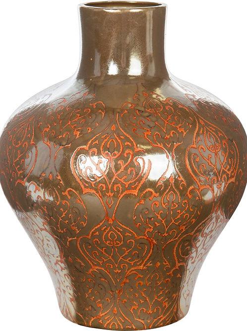 Bulbus Morrocan Decor Vase