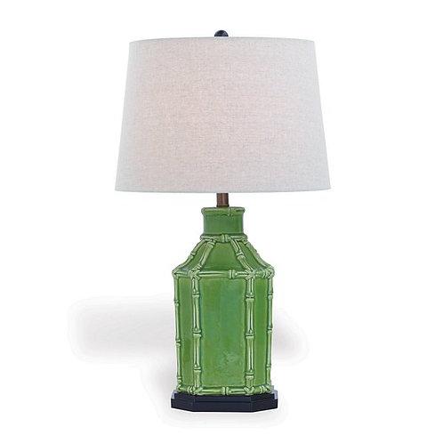 Amelia Green Table Lamp