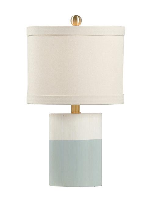 Banded Lamp - Cream