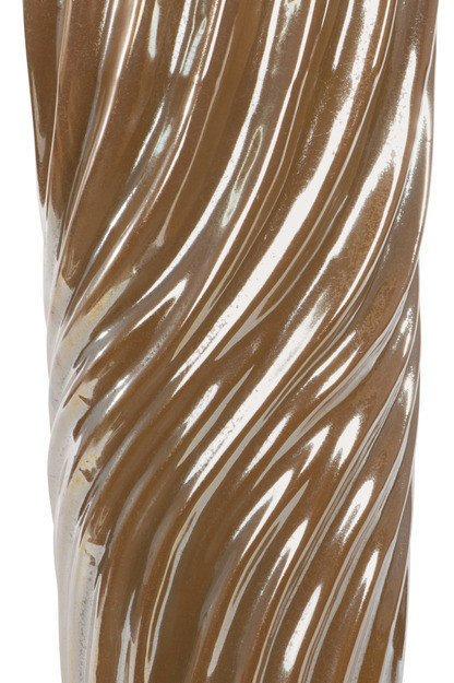 Brown Ceramic Floor vase 28''