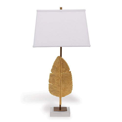 Biscayne Gold Table Lamp
