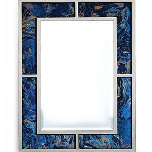 Bedford Silver Mirror / Gosia Ocean