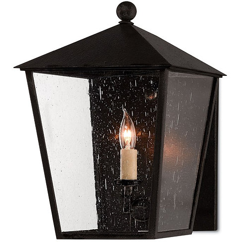 Bening Small Outdoor Wall Sconce