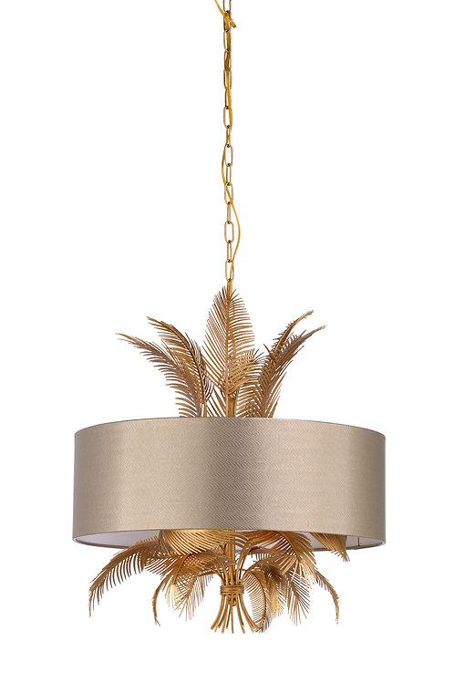 Wild Palm Chandelier Small