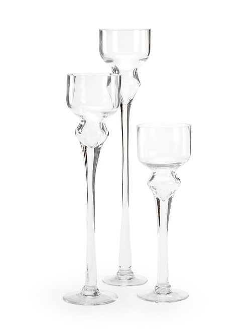 Adah Candle Stand set of 3
