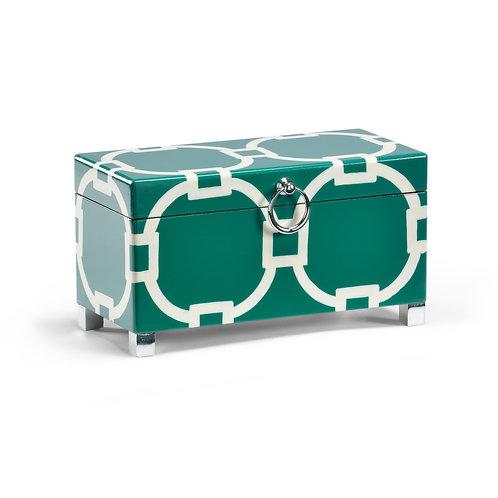 Blue Small Box