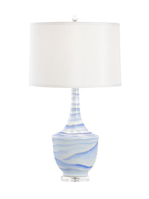Blue Cloud Lamp