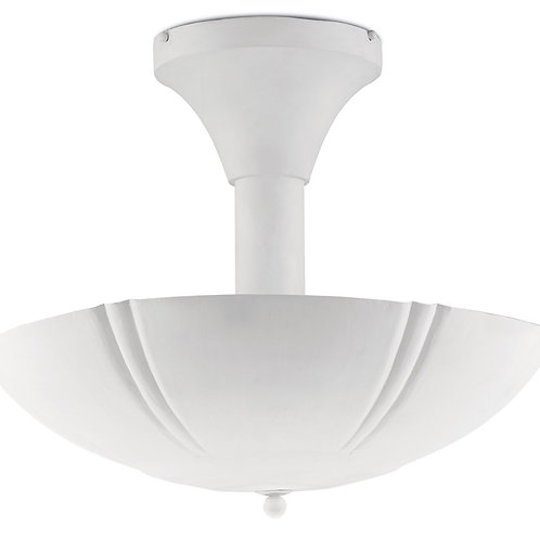 Blanca Semi-Flush