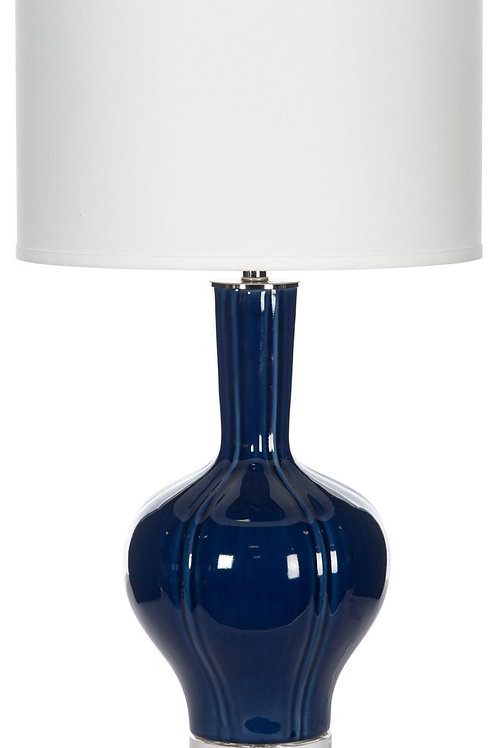 Belair Blue Table Lamp
